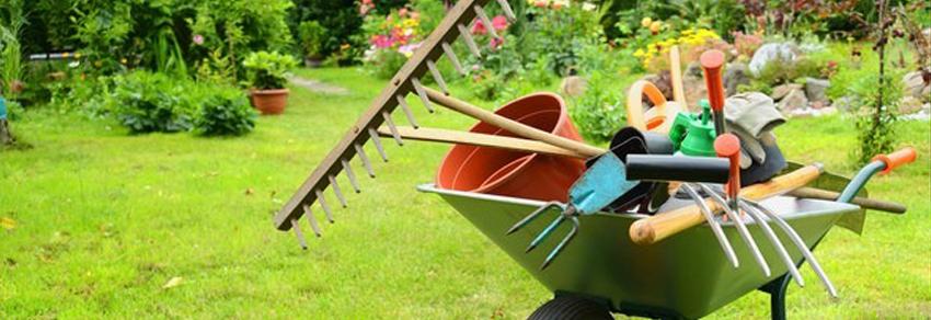Unelte de grădinărit manuale