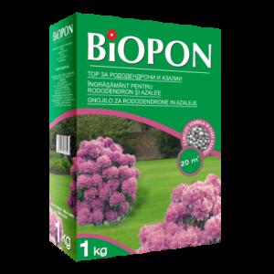 Îngrăsământ pentru Rododendroni, Azalee și Trandafiri