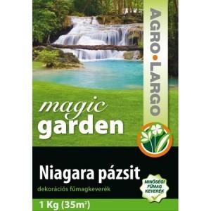 Semințe gazon Niagara, Magic Garden, 1kg