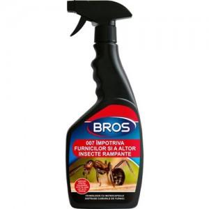 Spray împotriva furnicilor și a altor insecte târâtoare cu microcapsule, 500 ml