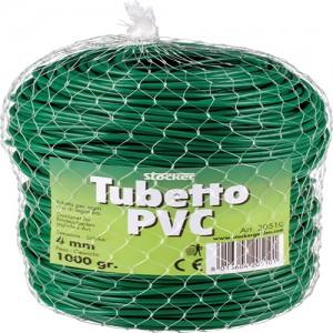 Fir din plastic Tubetto (PVC) moale pentru legat