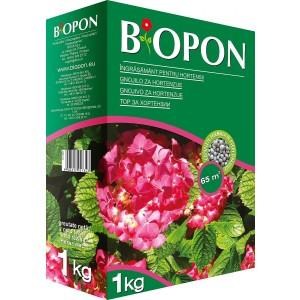Îngrășământ pentru Hydrangea(hortensia) 1Kg BIOPON
