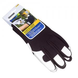 Mănuși de lucru cu palma din piele naturală